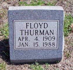 Floyd Thurman