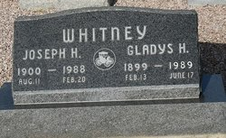 Joseph H. Whitney