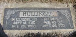 Musette Elizabeth <I>Clark</I> Hullinger