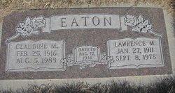 Claudine M. Eaton