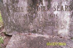 Acie Candler Sears
