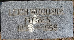 Leigh Woodside Forbes