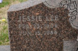 Jessie Lee <I>Graham</I> Allen