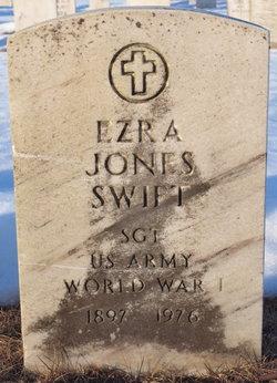 Ezra Jones Swift