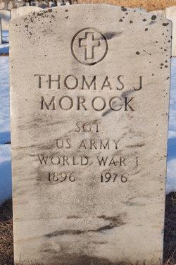 Thomas J Morock