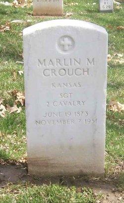 Marlin M Crouch