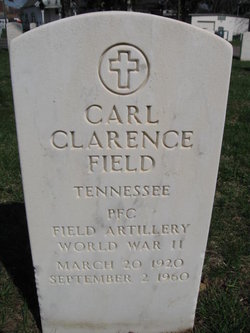 Carl Clarence Field