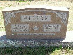 Alta Ann <I>Rankin</I> Wilson