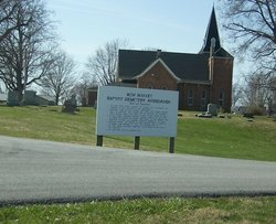 New Market Baptist Church Cemetery