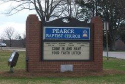 Pearce Baptist Church Cemetery