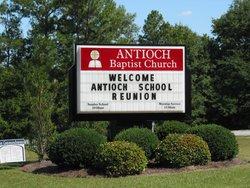 Antioch Baptist Cemetery