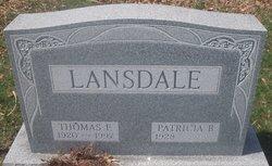 Thomas F. Lansdale