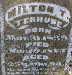 Milton T Terhune