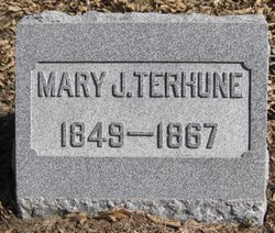 Mary J Terhune