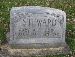John Edward Steward, Sr