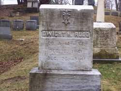Dwight Henry Rudd