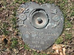 Timothy William Shay