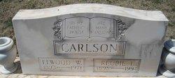 Reubie Inez <I>Rowland</I> Carlson