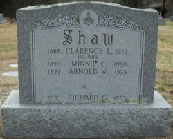 Clarence Levi Shaw