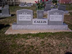 Clifton E Callis