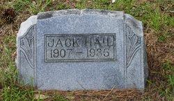 "John Pinkney ""Jack"" Hail"