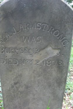 William A J Armstrong