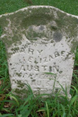 Mary Elizabeth Austin