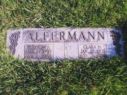 Clara Helen <I>Poepsel</I> Alfermann