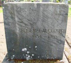 Ella <I>Gilbert</I> Alexander