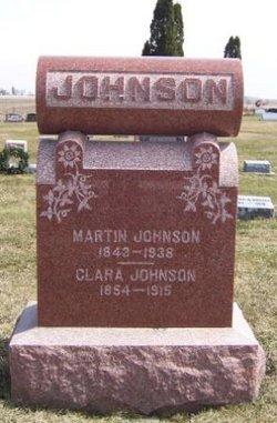 Clara Ann <I>Boyles</I> Johnson