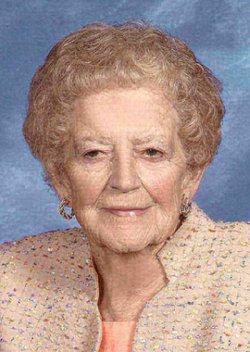 Ruth Inez <I>Huffstetler</I> Cloninger