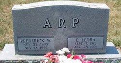 Frederick W. Arp