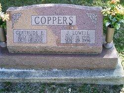 Gertrude E. Trudy <I>Doehler</I> Coppers