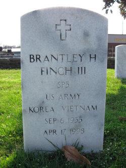 Brantley H Finch, III