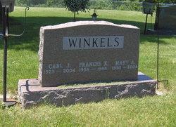Mary A. <I>Stier</I> Winkels