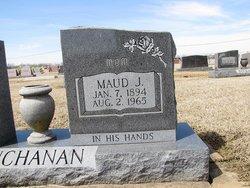Maud J. Buchanan