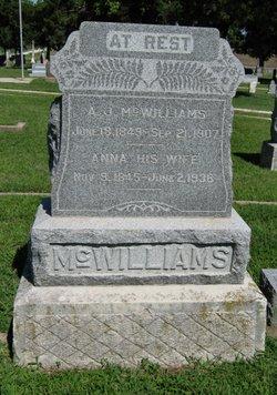 Andrew Jordan McWilliams