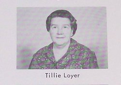 "Matilda Jane ""Tillie"" Loyer"