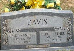 Obie Franklin Davis