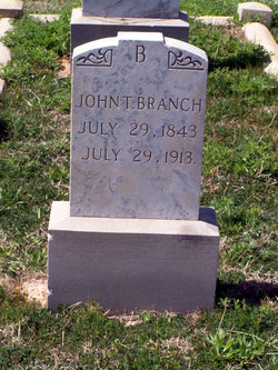 John Thomas Branch