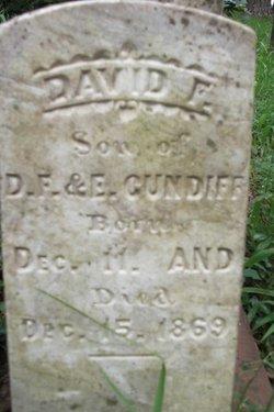 David F Cundiff