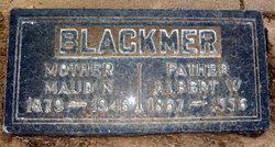 Maud <I>Newman</I> Blackmer