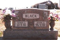 Jennie D. <I>Brown</I> Black
