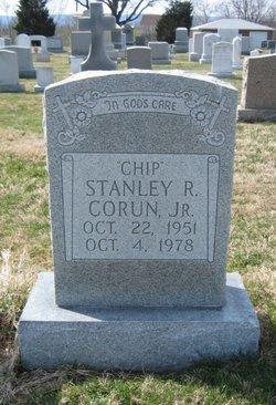 """Stanley Romain """"Chip"""" Corun Jr."""