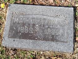 Mattie Sarah <I>Pannell</I> Flokas