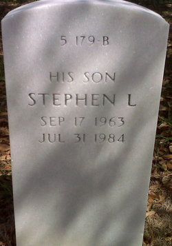 Stephen L Garcia