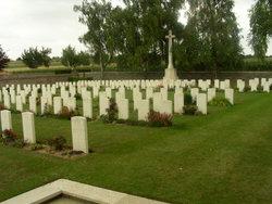 Saint Martin Calvaire British Cemetery