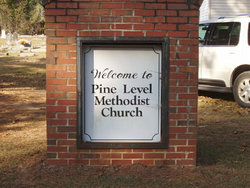Pine Level Methodist Cemetery