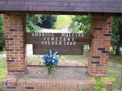 Ambrose-Mullins Cemetery