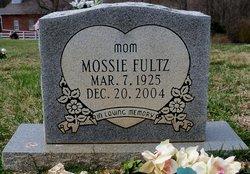 Mossie <I>Daniels</I> Fultz